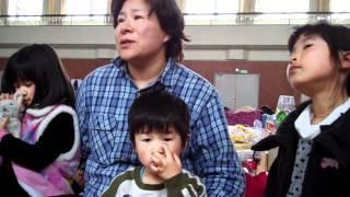 Pregnant Korean Mom and Widow survivor of Japan earthquake/tsunami