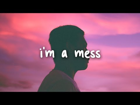 bebe rexha - i'm a mess  lyrics