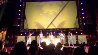Fifth Harmony- Miss Movin' On (Live @ Radio Disney Music Awards 26/04/2014)
