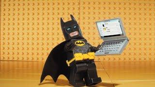Wayne Manor - The LEGO Batman - Movie Teaser