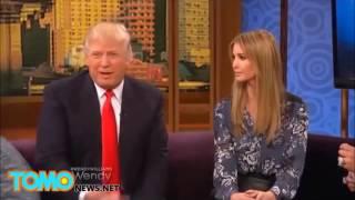 هيام ترامب بإبنته إيفانكا - مُحدّث