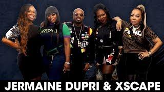 Jermaine Dupri & Xscape Talk So So Def Reunion Tour, Reconciliation & More