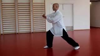 Tai Chi - Réussissez votre kata (forme 13 ) en 5 minutes