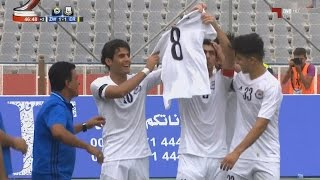 أهداف مباراة الزوراء 1-1 أربيل | الدوري العراقي الممتاز 2016/17 الجولة الخامسة