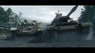 World Of Tanks - Soviet March [Music Video]