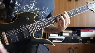 Black Veil Brides - Perfect Weapon (GUITAR COVER)