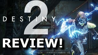 Destiny 2 BETA Review/Impressions! Great New Gameplay? (PS4/Xbox One)