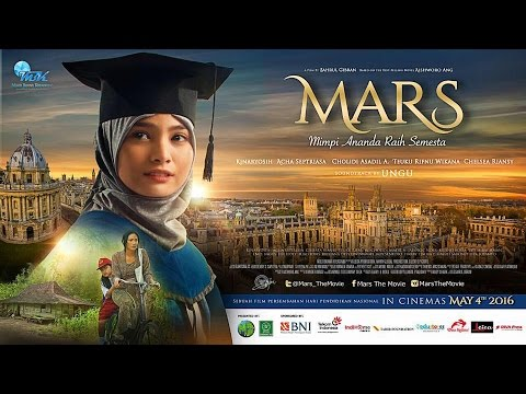 MARS Mimpi Ananda Raih Semesta 2016 Official Trailer Film Indonesia HD