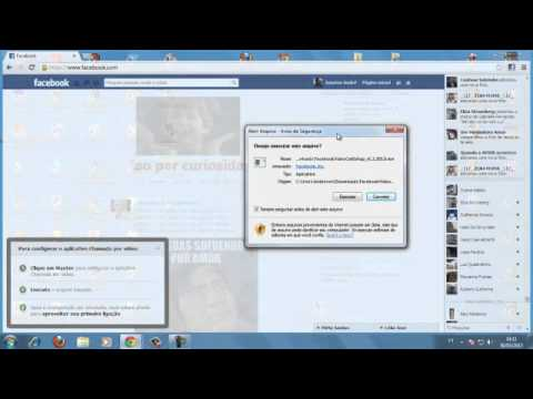 Como Configurar a Webcam Para o Facebook