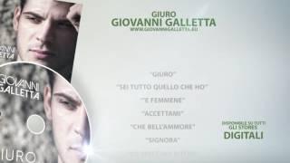 GIOVANNI GALLETTA - GIURO 2016