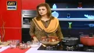 Daily Cooking with Sara Riaz August 12 Chicken Handi part 1