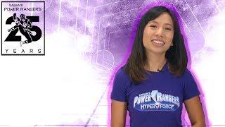 Power Rangers Hyperforce | Game Master Malika Lim Explains the Power Rangers RPG System!