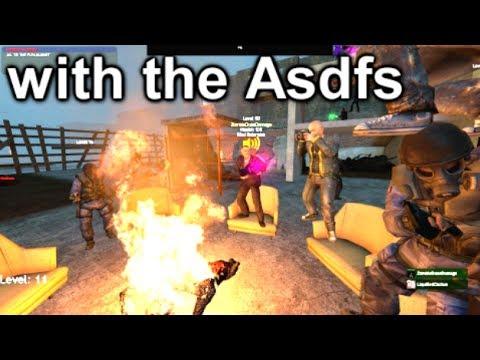 Garrys Mod Zombie Apocalypse RP Server with the Asdfs