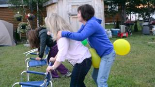 HILARIOUS!! Balloon pop game