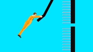 CAN YOU BEAT THIS IMPOSSIBLE ROPE SWING? (Happy Wheels)