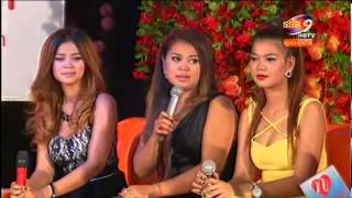 TV9   Khmer Singer Interview With Family Aok Part 1