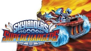 Skylanders Superchargers - Test & Unboxing & Gameplay / WiiU PS4 Deutsch