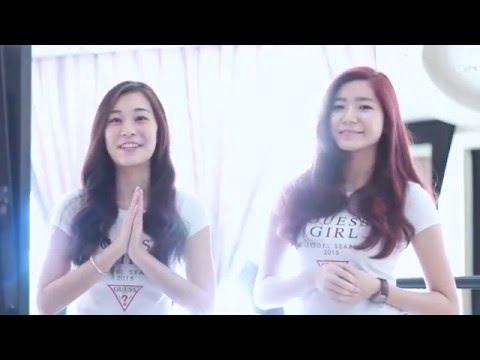 The Soloist Salon X GUESS Girl Model Search 2015 Malaysia