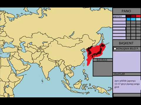 Alternatif Asya Nın Geleceği 1.Bölüm (1.Orta Doğu Savaşı)