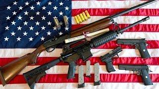Crossfire : The politics of gun rights and gun control - the fifth estate