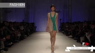 FATIMA LOPEZ  Portugal Fashion Week Spring Summer 2017  by Fashion Channel