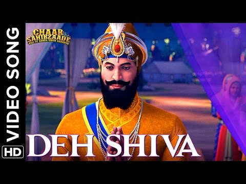 Deh Shiva Video Song | Chaar Sahibzaade: Rise Of Banda Singh Bahadur