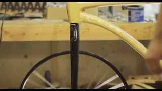 Why a wood bicycle?