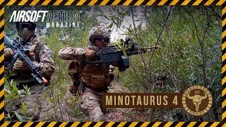 Airsoft Action na Operação Minotaurus 2016