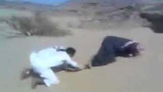 Funny arab doing namaz