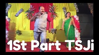 2018 ...Old Uncle Aunty Dance On Stage ..........   Best performance on Stage 2018