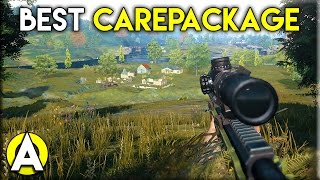 THE BEST CAREPACKAGE - PLAYERUNKNOWN'S BATTLEGROUNDS