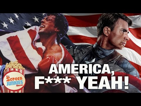 watch America, F*** Yeah!: Patriotic Movie Moments!!