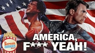 America, F*** Yeah!: Patriotic Movie Moments!!