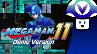 [Vinesauce] Recovering Vinny - Mega Man 11: Demo Version