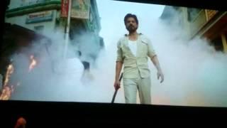 Raees Teaser Hall Fan Reaction | SRK Entry |