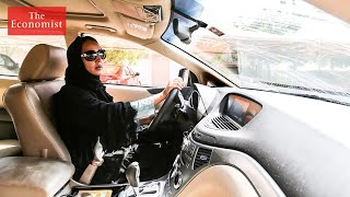 Driving is illegal for women in Saudi Arabia, but Manal Al Sharif did it anyway | The Economist