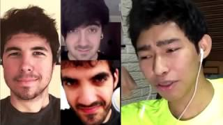 UNA TARDE CON WILLY,ITOW Y BERES   Fernanfloo