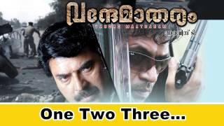 One two three | Vandematharam