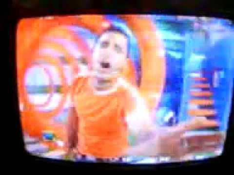 Chicostation Nuevo set 2009 Oriana cuenta su chiste y le ponen samba