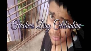 Welcome of D.P.S teachers on teachers day2018