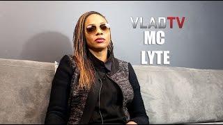 MC Lyte Details DJ'ing for Michael Jordan & His Musical Taste