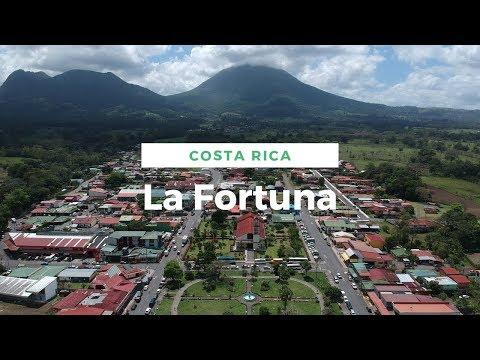 Costa Rica Vlog La Fortuna