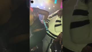 Blac Youngsta having sex on stage