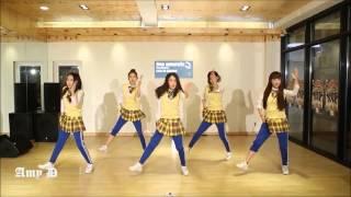 Crayon Pop 'FM' Mirrored Dance Practice