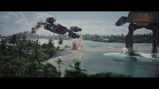 Star Wars: Rogue One (2016) FINAL TRAILER - Felicity Jones Movie HD