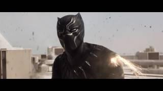 Captain America: Civil War - Pantera Nera - Clip dal film | HD