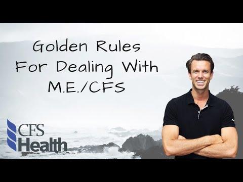 CFS GOLDEN RULES
