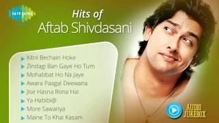 Hits of Aftab Shivdasani | Bollywood Best songs | Kitni Bechain Hoke