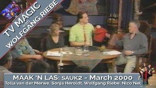Maak 'n Las: Maart 2000 met Wolfgang Riebe
