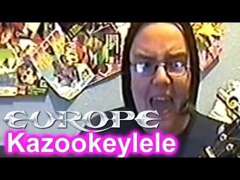Europe - The Final Countdown - Kazookeylele - Ukulele - Pockets - Cover